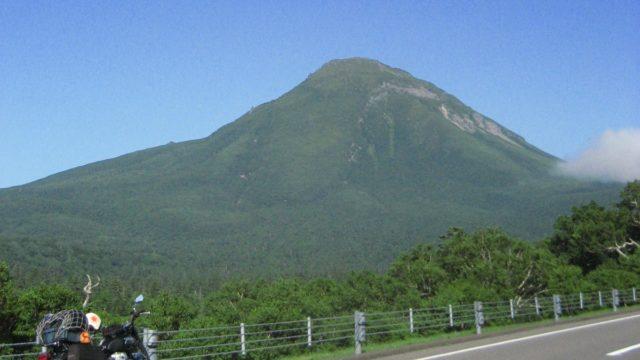 北海道ツーリング-知床峠・羅臼岳